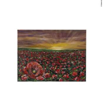 Poppies Field ©SeleneBonavitaArt